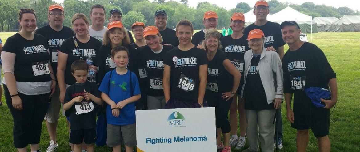 Go Team Fighting Melanoma!
